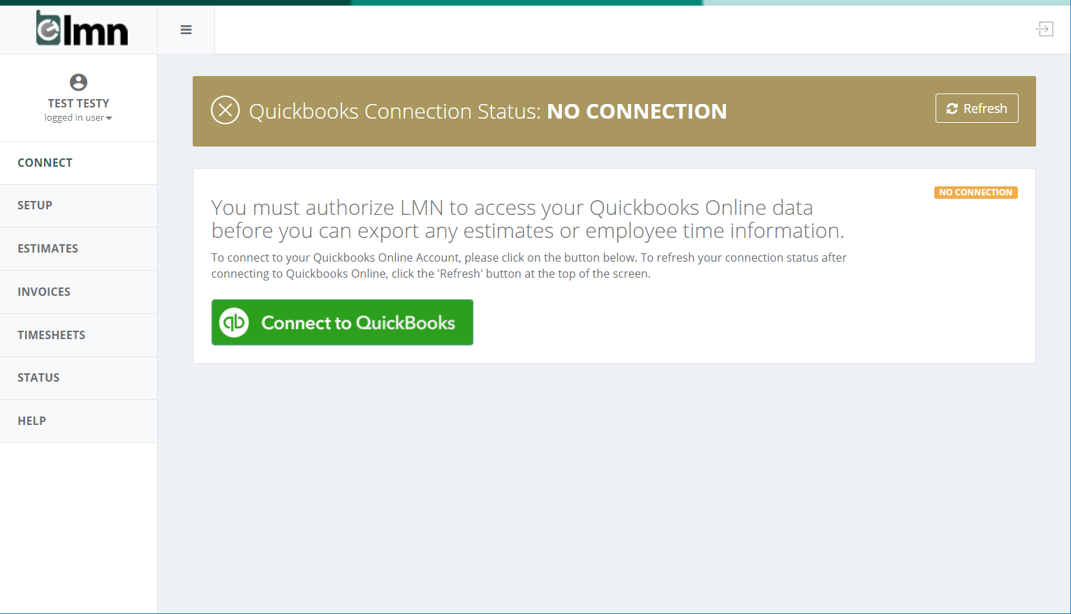 Importing Leads Customers From Quickbooks Online LMN - Quickbooks invoice import csv